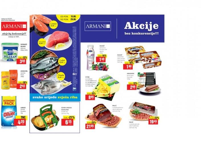 Akcijski Katalog 15.06 - 29.06.2020